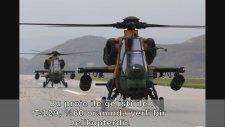 T-129 Atak Helikopteri L Milli Taktik/taarruz Keşif Helikopteri Özellikleri #01