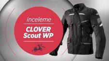 CLOVER SCOUT WP - Motosiklet Mont İncelemesi    Su Geçirmez Mont   Waterproof motorcycle jacket