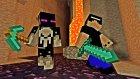 Elmas Avı | Minecraft Survival | Bölüm 11 - Oyun Portal