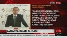Erdoğan'dan Irak Başbakanı'na: Sen Benim Kalitemde Değilsin