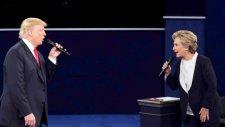 Hillary ve Başkan Adayı Trump'dan Harika Time Of My Life Düeti