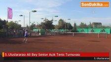 5. Uluslararası Ali Bey Senior Açık Tenis Turnuvası