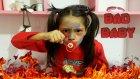 Bad Baby Melike Make Up Fail | Kötü Bebek Melike Çok Yaramaz Çokk