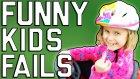 Best Funny Kid Fails Compilation Part 2 | Failarmy 2016 - En Komik Kazalar ,