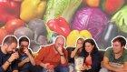 Çarkı Çevir - Gelen Sebzelerin Suyunu İç! - Oha diyorum