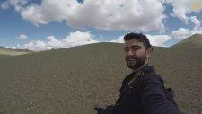 Moğolistan'da Çadır Ziyareti