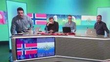 San Marino'nun Golüyle Deliye Dönen Norveçliler
