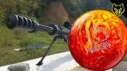 Bowling Topuna Makineli Silahla Ateş Edilmesi