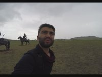 Cengiz Han Heykelinde Vlog (Moğolistan)