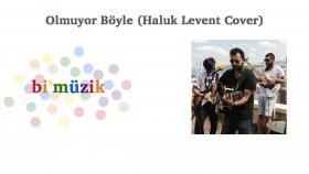 Kaan Sen - Olmuyor Boyle (Haluk Levent Cover) - Popüler Türkçe Şarkılar