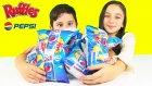 Ruffles Cips Challenge Bedava Pepsi Kartlarını Arıyoruz | Oyuncak Abi