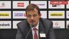 Galatasaray-Cska Moskova Maçında Hakemler Salonu Terk Etti