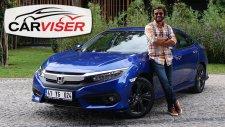 Honda Civic Sedan 2016 Test Sürüşü - Review (English subtitled)