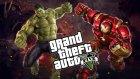 Hulk Vs Hulkbuster! - Gta V Modları - Burak Oyunda