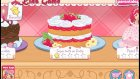 Pastelería De Tarta De Fresa | Súper Torta De Frutas | Çizgi Film Dünyası