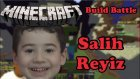 Minecraft Build Battle Bölüm 5 | Salih Reyiz !!