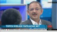 Özhaseki'den Erdoğan'ı Kızdıracak Topçu Kışlası Açıklaması