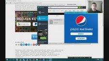 Pepsi, Steam ve Google Play Kod Hilesi Güncel 2016 (Kurulum)