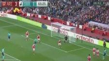 Arsenal 3-2 Swansea City - Maç Özeti izle (15 Ekim 2016)