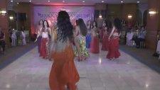 Asena Toplu Dans Gösterisi