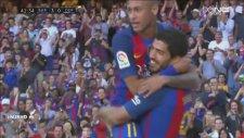 Barcelona 4-0 Deportivo La Coruna (Geniş Özet - 15 Ekim 2016)