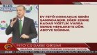 Cumhurbaşkanı Erdoğan: 15 Temmuz Şehitler Köprüsü'nde Bir Anıt Dikeceğiz