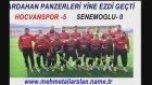 Hoçvanspor 5 Senemoğlu Serhatspor 0
