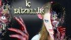 İç Güzellik | Cadılar Bayramı Fx Makyajı - Cilt Bakımı