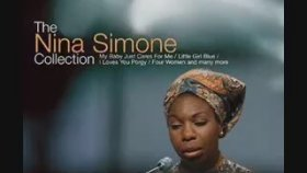 Nina Simone - Marriage Is For Old Folks