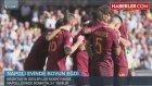 Roma Deplasmanda Beşiktaş'ın Rakibi Napoli'yi 3-1 Yendi