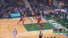 Jabari Parker'ın Bulls savunması üzerinden attığı 21 sayı