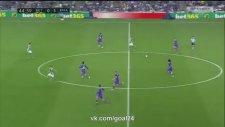 Real Madrid'den Kontra Atak Dersi