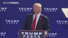 Trump: Bana ve Hillary Clinton'a Doping Testi Yapılsın