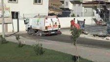 Gaziantep'te Patlamaların Şiddeti Gün Ağarınca Ortaya Çıktı