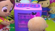 Niloya'nın Bulaşık Makinesi, Niloya'nın mutfağı! Pepee Bulaşık makinası Niloya cizgi filmi bebeği 4K