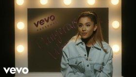Ariana Grande - Behind The Scenes