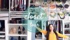 Dolabımda Ne Var | Kıyafet Ve Aksesuarlarımı Nasıl Düzenliyorum - Cilt Bakımı