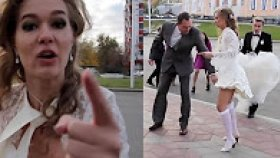 Düğün Günü Gelinin Başına Tatsız Olayın Gelmesi
