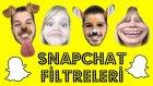 Snapchat Filtreleri ?