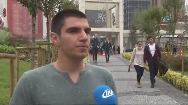 Uzaya çıkacak Ilk Türk öğrenci Halil Kayıkçı Gün Sayıyor Izlesenecom