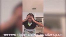 100 Tane Tişört Giyen Kızın Gözyaşları