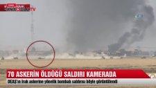 70 Askerin Öldüğü Saldırı Kamerada