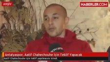 Aatif Chahechouhe, Fenerbahçe'de Hayal Kırıklığı Yarattı