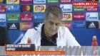 Şenol Güneş: Aboubakar Gol Atmak İçin Yarını Bekliyor Herhalde