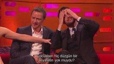 The Graham Norton Show - Jennifer Lawrence & Johnny Deep