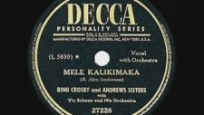 Bing Crosby & The Andrews Sisters - Mele Kalikimaka