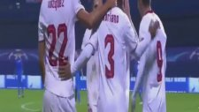 Dinamo Zagreb 0-1 Sevilla - Maç Özeti izle (18 Ekim 2016)