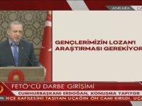 Erdoğan - Eşek Arısı Gibi Gençlik İstemiyorum