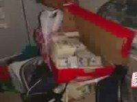 FETÖ'cünün Ayakkabı Kutusundan 1 Milyon Dolar Çıkması