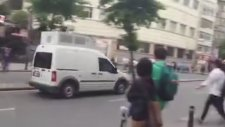 Overlok Makinesi Ayağınıza Geldi Ayarında Polis Anonsu